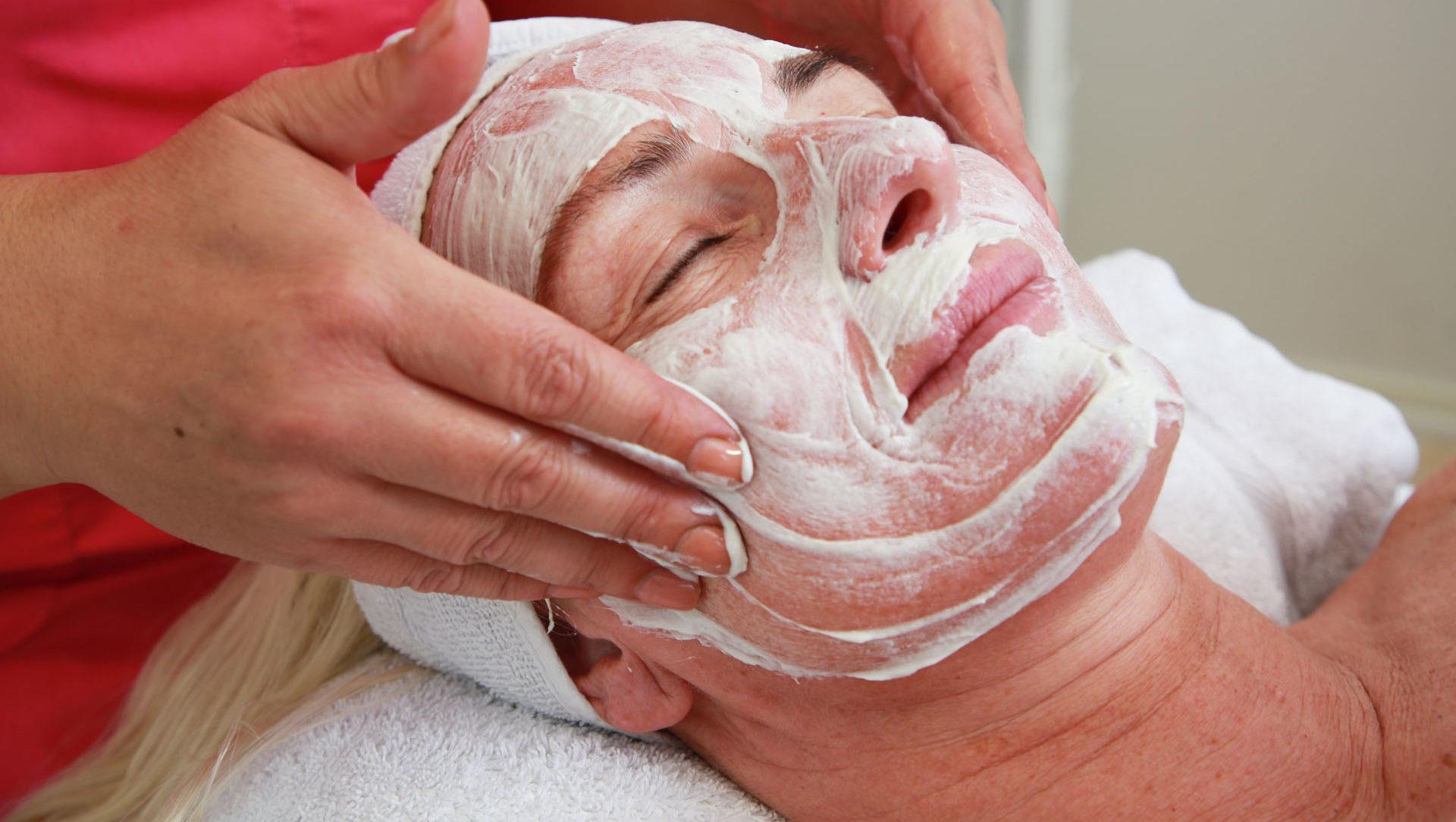 academie ansigtsbehandling